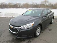 2014 Chevrolet Malibu LT..$157 Bi-Weekly Tax Incl.
