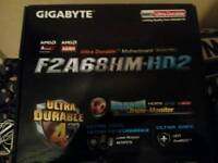 Gigabyte Motherboard F2A68HM-HD2