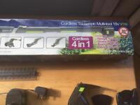 Gtech telescopic cordless trimmer kit
