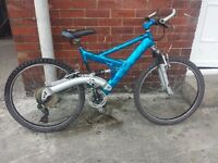 mountain bike for sale very good only £45