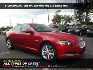 2015 Jaguar XF 3.0 SUPERCHARGED / AWD