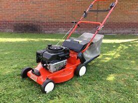 Sabo Petrol Lawnmower Lawn Mower Briggs & Stratton Petrol Engine