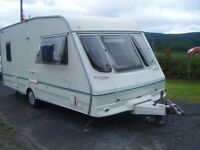Swift Islay 4/5 Berth Caravan