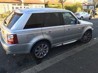 2007 07 REG Range Rover sport 2.7TD px vx220 Turbo or e class coupe