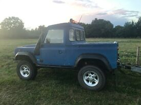 LAND ROVER DEFENDER PICK UP 200tdi..