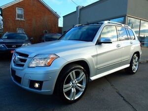 2010 Mercedes-Benz GLK-Class GLK350 4MATIC | PANORAMIC | ONE OWN Kitchener / Waterloo Kitchener Area image 3