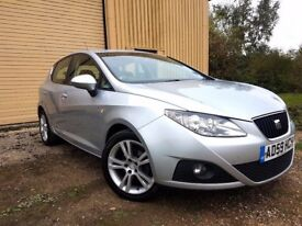 Seat Ibiza 1.4 16v Sport 5dr *ONE OWNER FROM NEW*