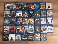 Amazing bluray collection for sale