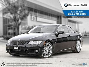 2011 BMW 3 Series 335is Convertible! Navigation! Audiophile Soun