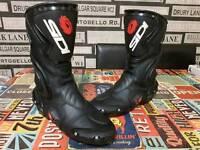 Sidi cobra motorbike boots