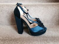 Shoes size 5 £10 each most are brand new topshop and new look