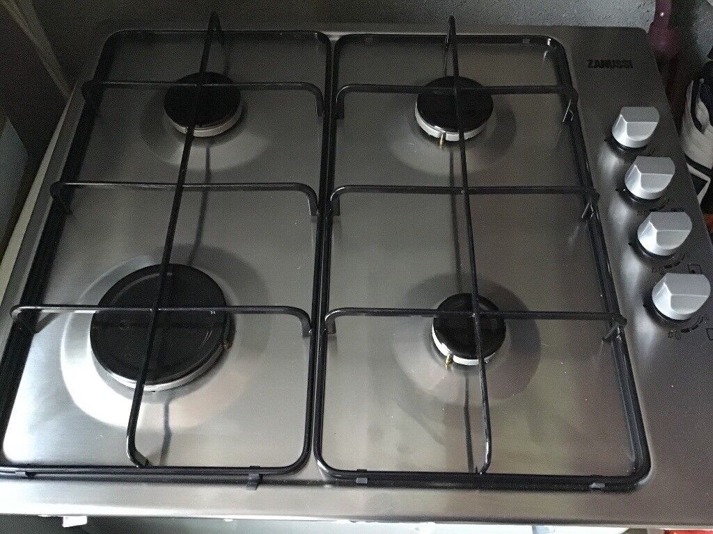 New Zanussi Gas Hob In Yeovil Somerset Gumtree