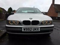 BMW 520 520i 5 series Long MOT