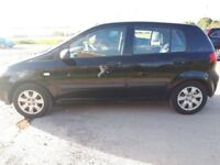 2007 hyundai getz 1.1 one owner 116k new mot cambelt at 100k new tyres superb drive cheap to run