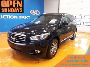 2014 Infiniti QX60 AWD! 7 PASSENGER! LEATHER! SUNROOF!