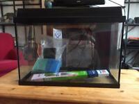 Juwel tropical fish tank (60lx30wx40h cm)