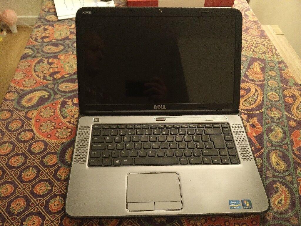 Dell XPS 15 L502x Laptop i7 8GB RAM