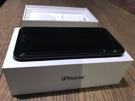 Apple iPhone 7 Plus 256GB Matte Black - Unlocked and Like New
