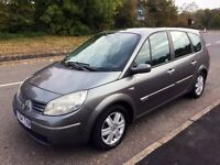 Renault Grand Scenic 2.0 VVT Dynamique, **7 SEATER**, MOT July, Pan Roof, Runs/Drives very good