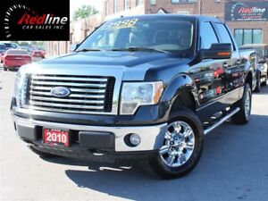 2010 Ford F-150 XLT XTR SuperCrew 4X4 4.6L V8