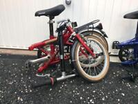Foldaway bikes
