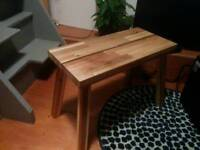 Ikea bench/side-table