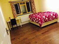 Big new furnished double room near Aldgate/Commercial Road available now