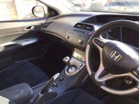 Honda Civic - Bargain Price with 55+ MPG fuel economy (Full 1 year MOT)