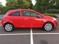 VERY LOW MILEAGE. 34k miles. FULL VAUXHALL SERVICE HISTORY! Excellent condition , 1 owner