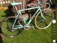 Beautiful Bianchi racer - excellent condition