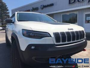 2019 Jeep New Cherokee Trailhawk Elite |4x4 | MOONROOF | NAV