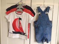 Next baby boys clothes