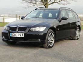 BMW 320d SE TOURER AUTOMATIC