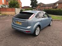 2009 Ford Focus Zetec 1.6 Petrol. New Shape, Low mileage