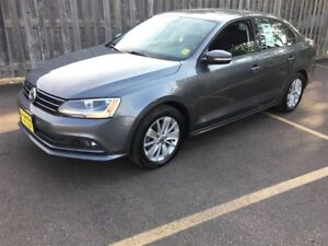 2015 Volkswagen Jetta TDI Trendline, Back Up Camera, Diesel