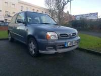 Nissan Micra 46000 miles full service history from Nissan