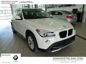 2012 BMW X1 xDrive28i PREMIUM PKG! VERY CLEAN!