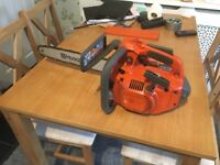 Husqvarna 338 XPT Top Handled Arborists Chainsaw