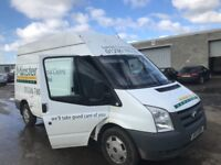 Ford transit spare parts available 2010 year rear wheel drive