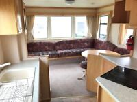 2 Bed Pre Owned ABI Arizona Static Caravan, Ingoldmells Family Park Skegness Sale Price
