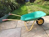Children's wheelbarrow