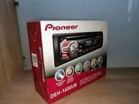 Pioneer DEH-1600UB Brand New!
