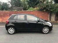 Automatic Diesel 2008 Toyota Yaris 5 Doors £30/ year road tax full service history