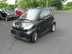 2008 Smart Fortwo Cabriolet Passion
