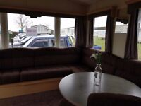 Cheap Static Caravan, ideal starter holiday home, beach location, 2018 Site fees included