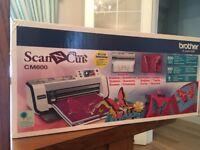 Craft Scan N cut machine