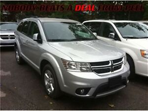 2017 Dodge Journey Brand New SXT Only $26,995 & 0% 84 Months