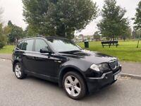 BMW, X3, Estate, 2004, Manual, 1995 (cc), 5 doors