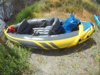 Kayak intex