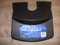 New gutter drain downpipe leaf guard cover